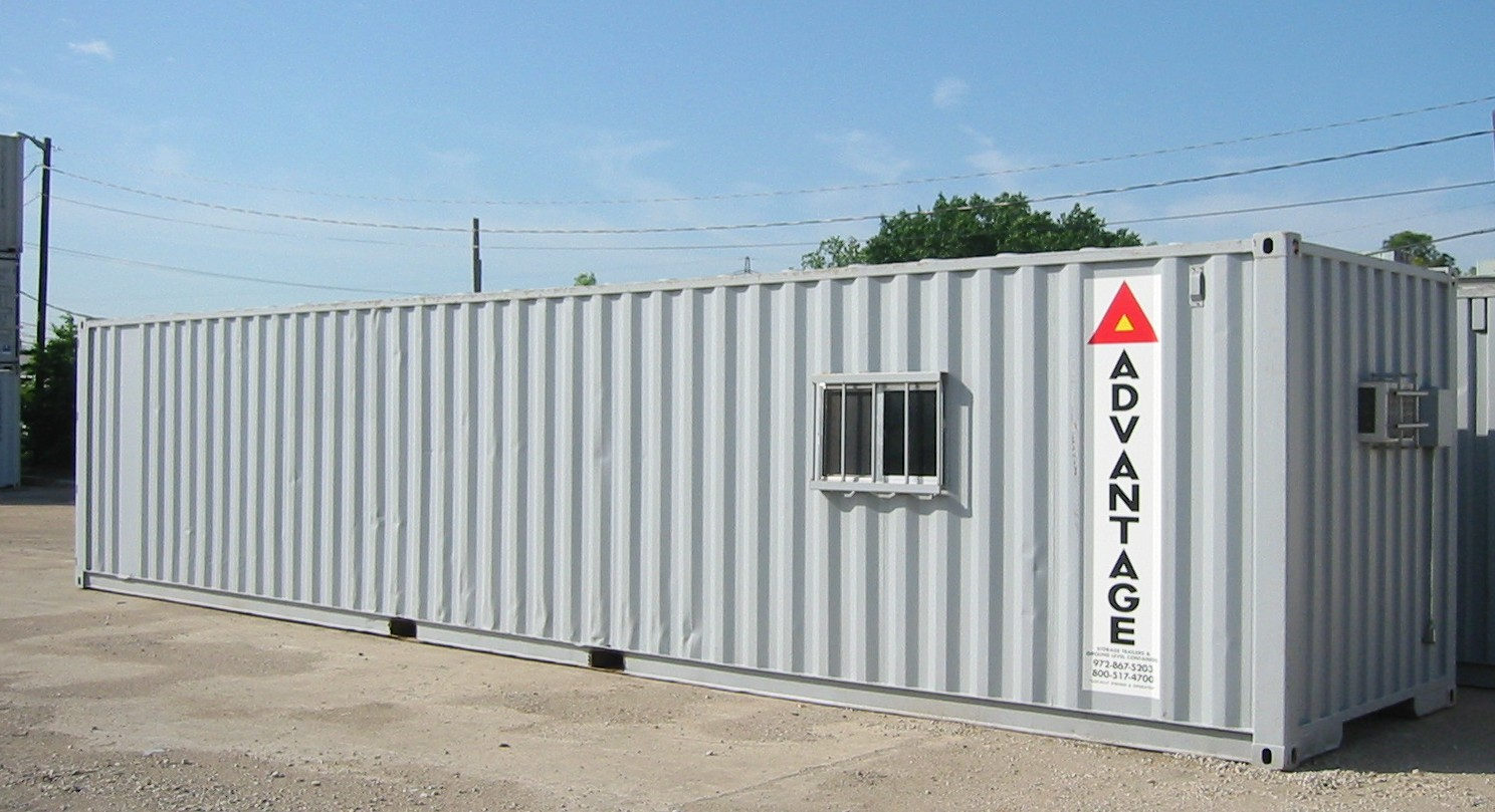 Vente container bureau containers vente occasion for Container bureau prix